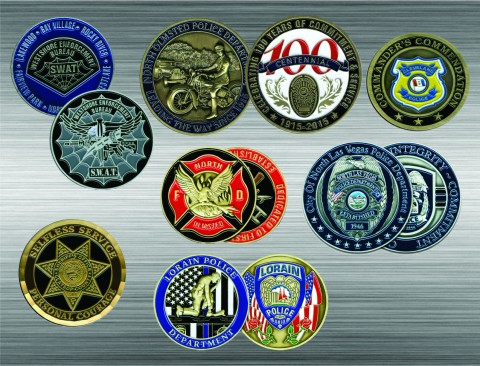 Find Challenge Coin Design Ideas