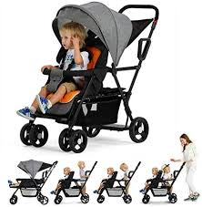 Finding the Right Stroller For Kids